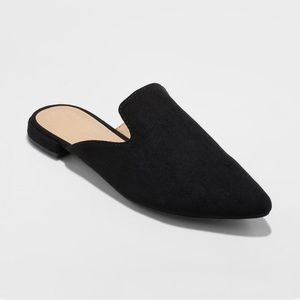 a new day Shoes - Women's Slip-on Pointy Toe Mules